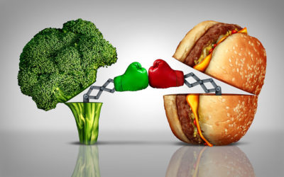 1,2,3…Food Fight!